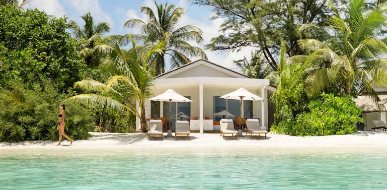 LUX South Ari Atoll, lagoon pavilion