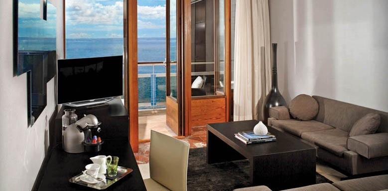 Gran Melia de Mar, junior suite