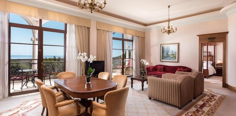Castillo Hotel Son Vida, Royal Suite Room Image