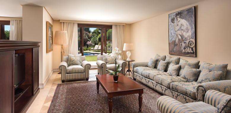 Castillo Hotel Son Vida, Villa Suite Image