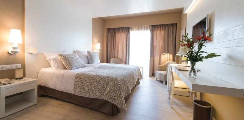 Illa d'Or, Twin or Double Room with balcony