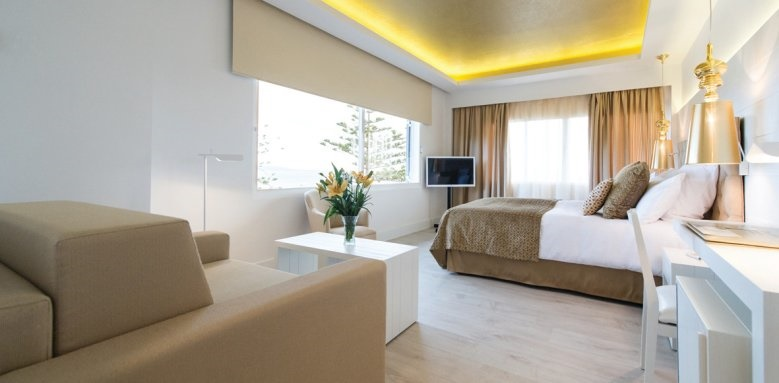 Illa d'Or, Double Room Sea View