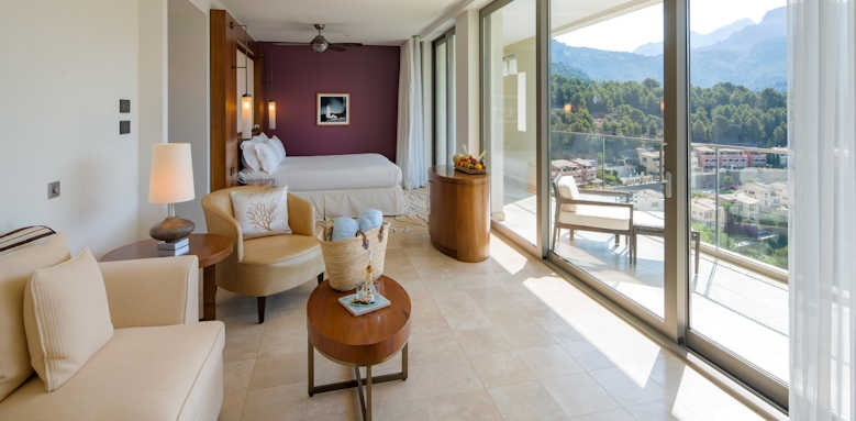 Jumeirah Port Soller, junior suite mountain view