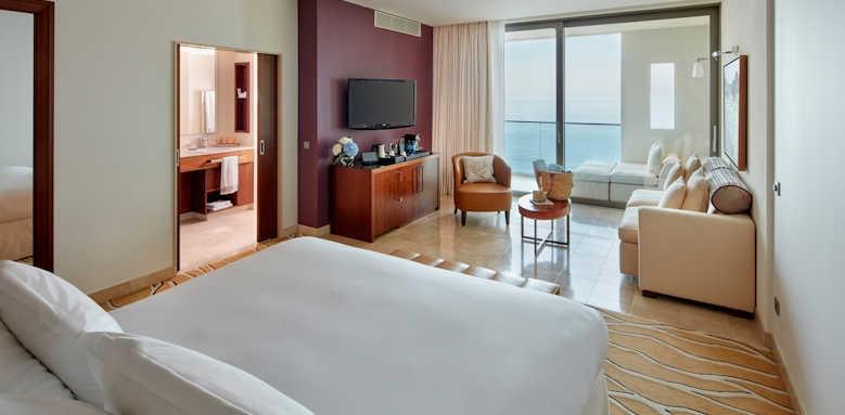 Jumeirah Port Soller, junior suite and sea view