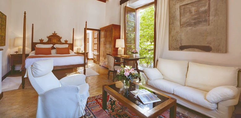 belmond la residencia, superior room