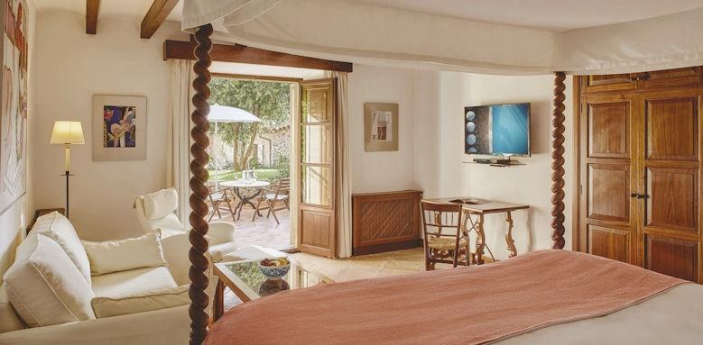 belmond la residencia, deluxe room