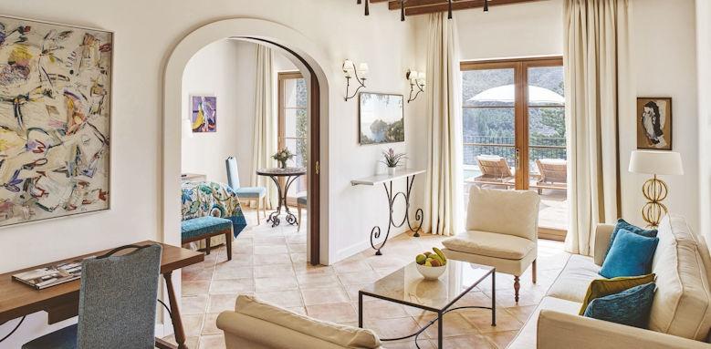 belmond la residencia, exclusive suite