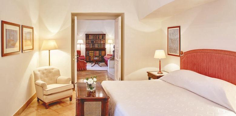 belmond hotel caruso, superior suite