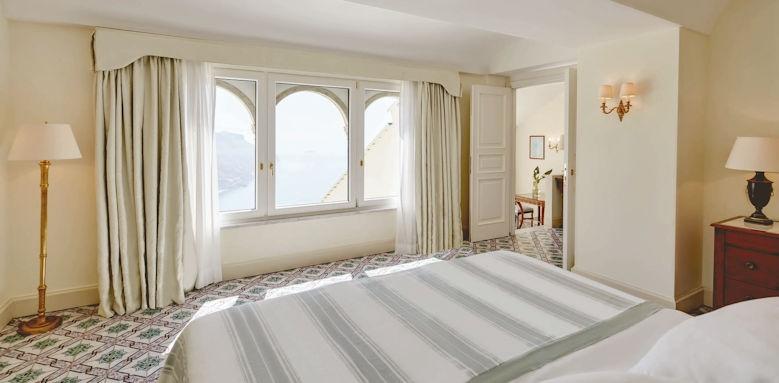 belmond hotel caruso, deluxe suite