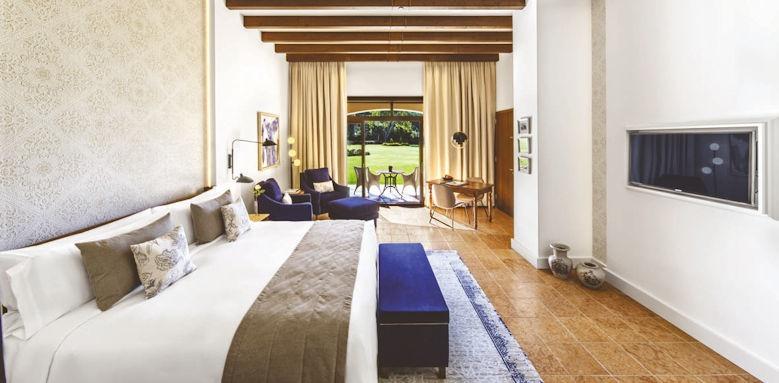 st. regis mardavall, junior suite garden access