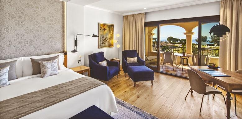 st. regis mardavall, junior suite sea view