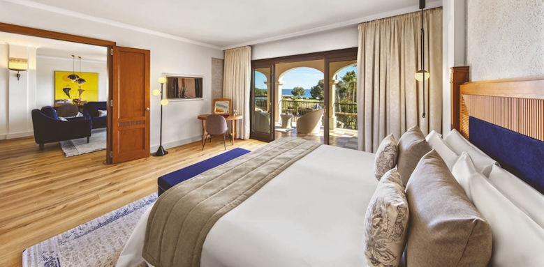 st. regis mardavall, one bedroom ocean suite