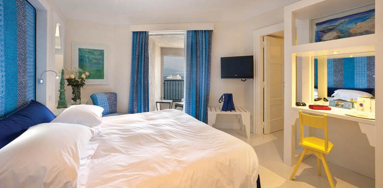 Hotel Bellevue Syrene, Classic Sea View