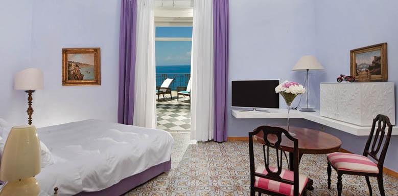 Hotel Bellevue Syrene, deluxe rooms