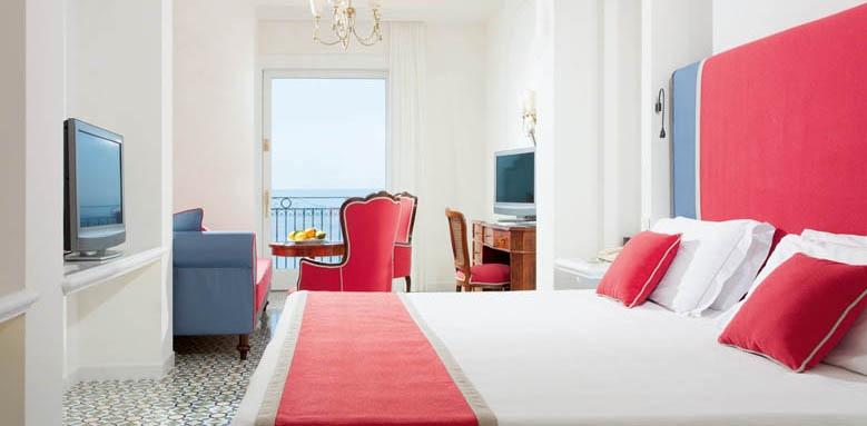 Grand Hotel Ambasciatori, junior suite