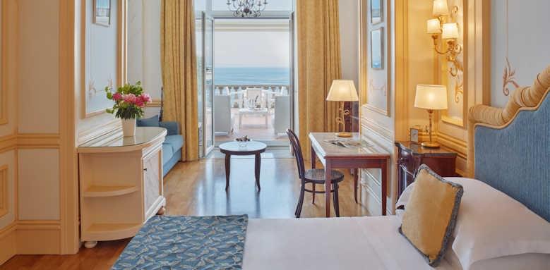 Grand Hotel Excelsior Vittoria, deluxe junior suite