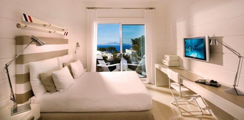 Capri Palace Hotel & Spa, Superior Room