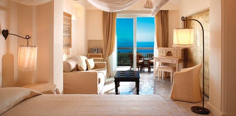 Capri Palace Hotel & Spa, Deluxe Sea View