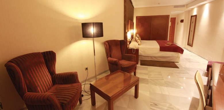 Hotel Balcon de Europa, junior suite sea view