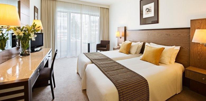 Mediterranean Beach Hotel, Deluxe inland view room