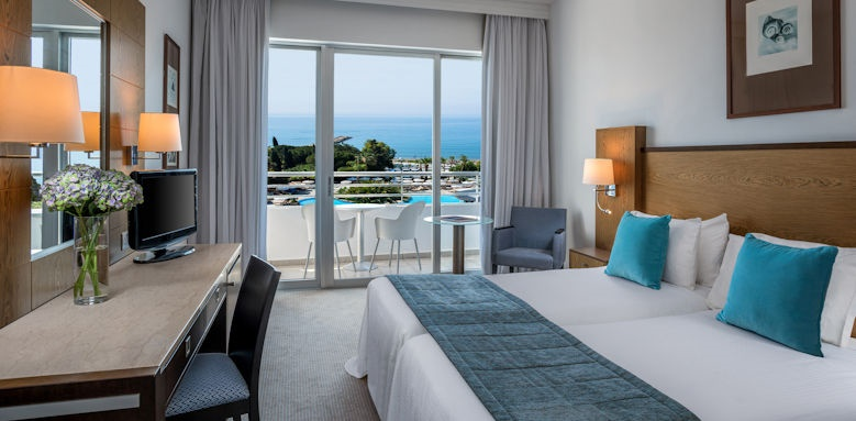 Mediterranean Beach, deluxe sea view room