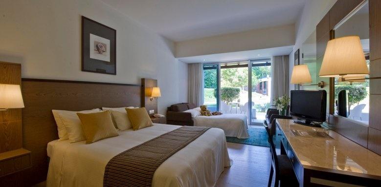 Mediterranean Beach Hotel, family inland view room