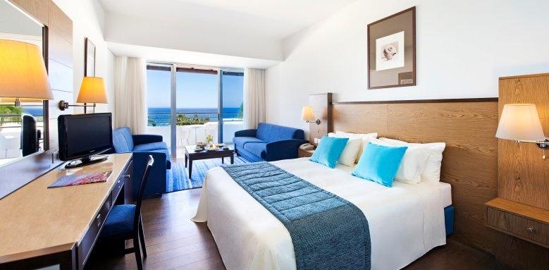 Mediterranean Beach Hotel, family sea view room
