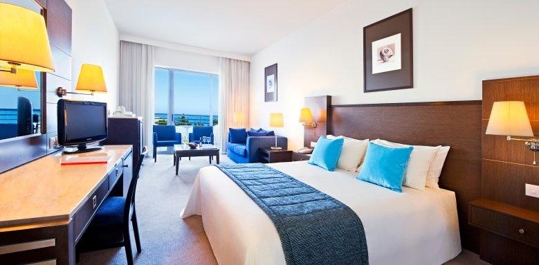 Mediterranean Beach Hotel, superior pool and sea view
