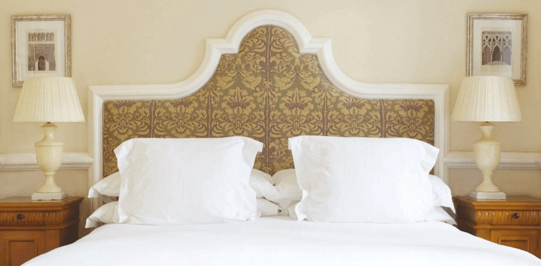 Villa Padierna Palace Hotel, deluxe double room