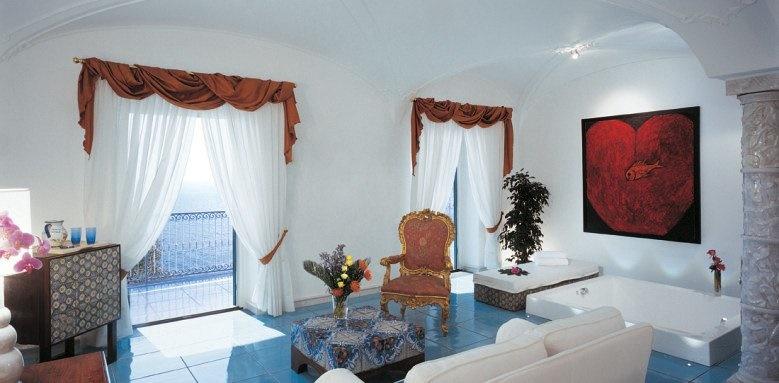 Hotel Santa Caterina, Suite