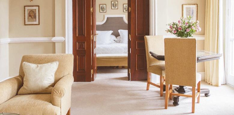 Villa Padierna Palace Hotel, Villa Padierna suite