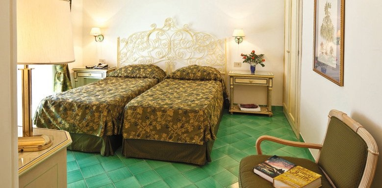 IL Moresco Hotel, twin room