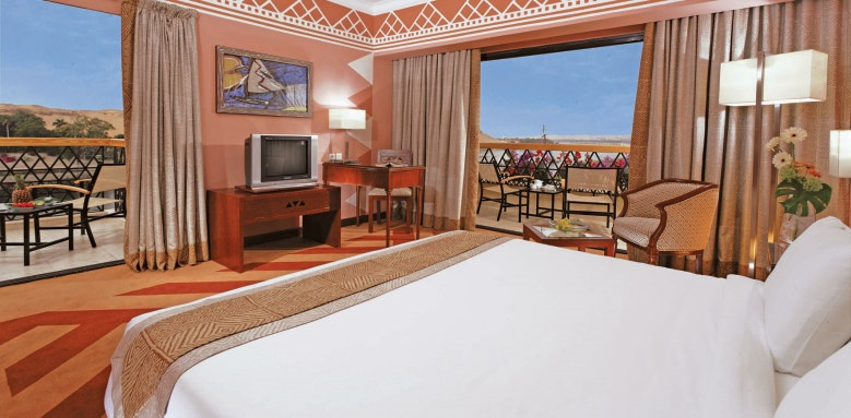 Movenpick Resort Aswan, Superior Room