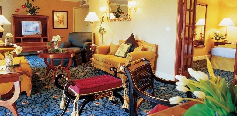Cairo Marriott Hotel, Executive Suite