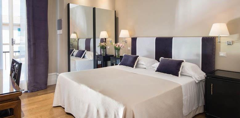 Grand Hotel Francia & Quirinale, Deluxe Room