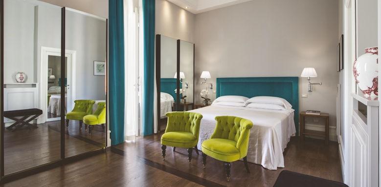 Francia & Quirinale, junior suite
