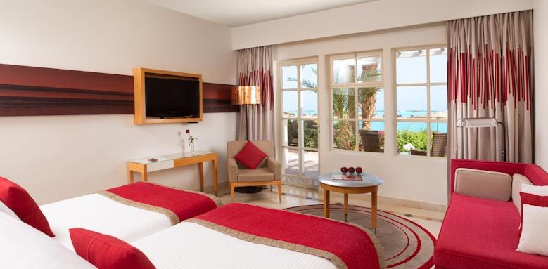 Movenpick Resort & Spa El Gouna, Deluxe Sea View Room Image