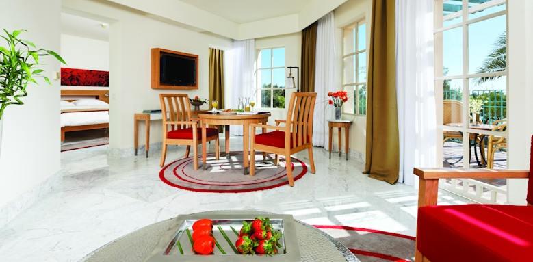 Movenpick Resort & Spa El Gouna, deluxe suite