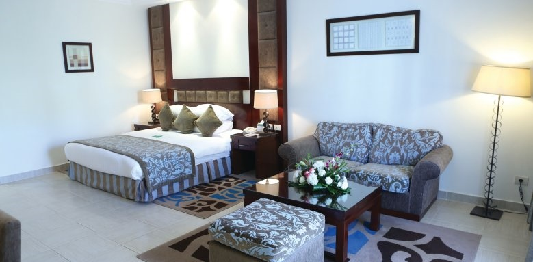 Rixos Sharm El Sheikh, Deluxe Room