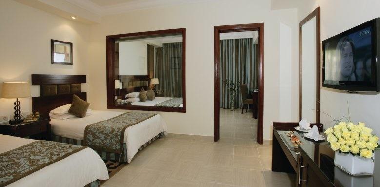 Rixos Sharm El Sheikh, Family Room