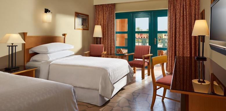 Sheraton Miramar Resort El Gouna, Standard Twin Room