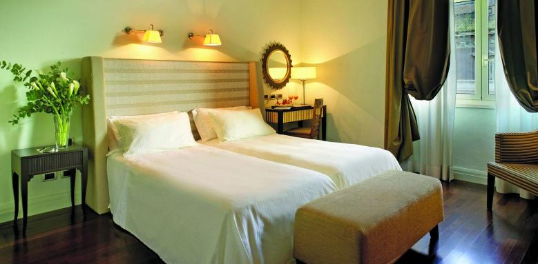 Hotel Bernini Bristol, Deluxe Room