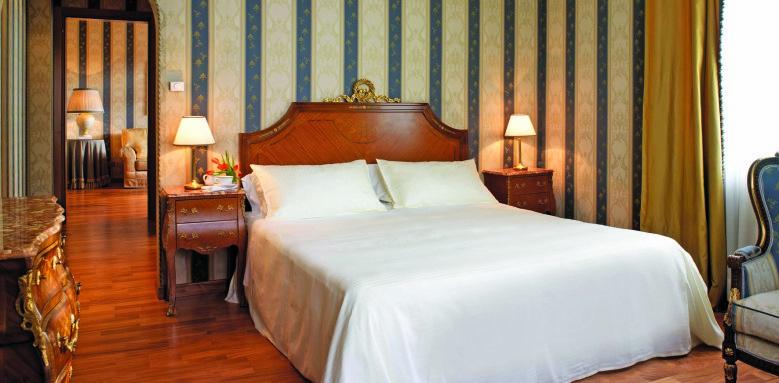 Hotel Bernini Bristol, Suite