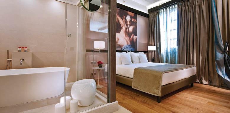 Gran Melia Rome Villa Agrippina, Deluxe Room