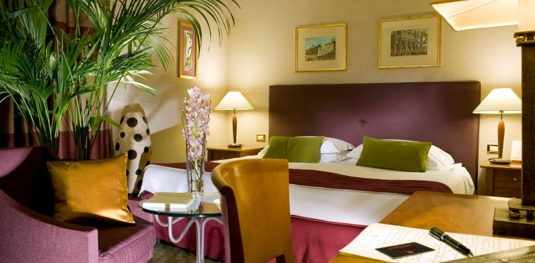 Hotel Dei Mellini, Superior Room