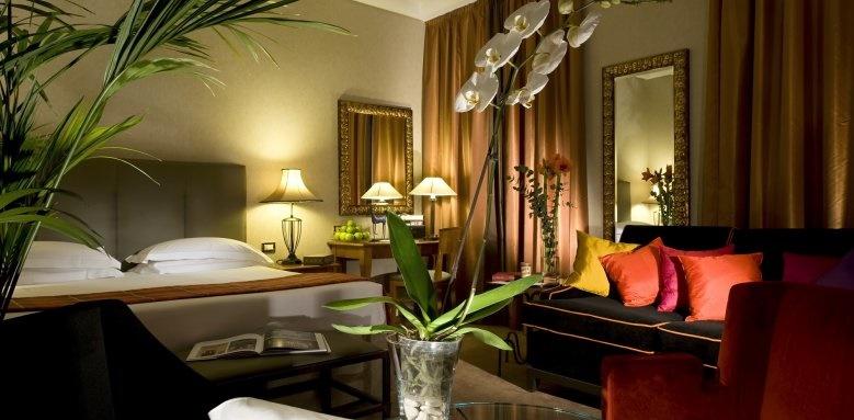 Hotel Dei Mellini, Deluxe Room