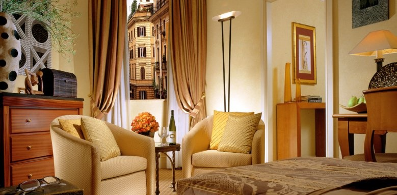 Hotel Dei Mellini, Single Room