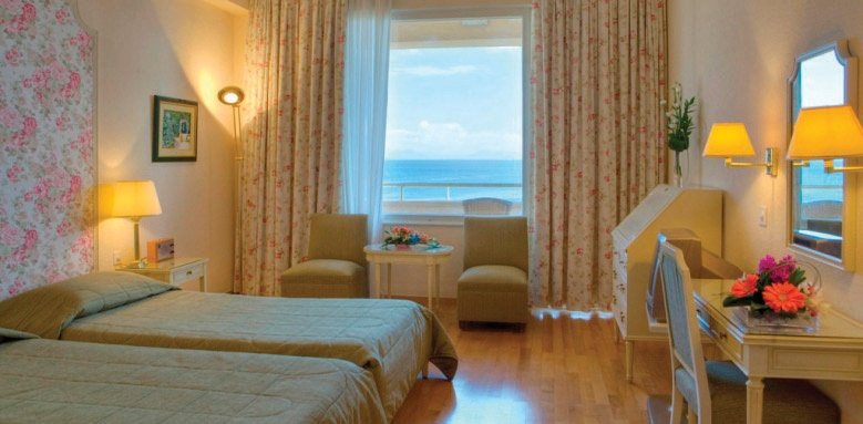 Corfu Palace, Standard Sea View Room