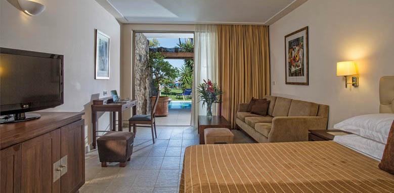 Kontokali Bay Resort & Spa, junior bungalow suite