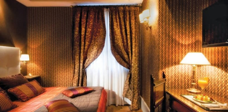 The Inn and View at the Spanish Steps, Classic Room